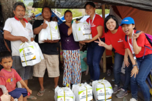 Kraft Heinz Supports Victims of Lombok Earthquake