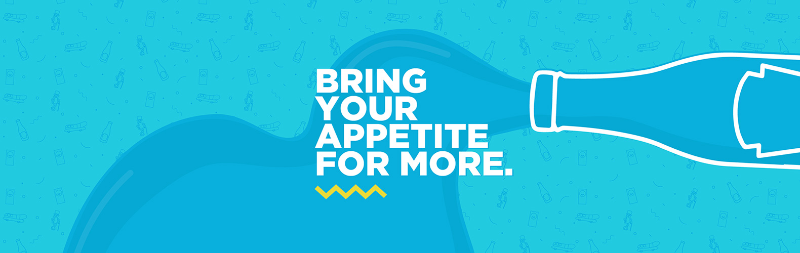 Kraft Heinz   Bring your appetite for more